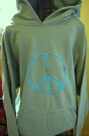 Green 3 Apparel Organic Cotton Unisex Hoodie