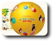yoga eco ball for kids