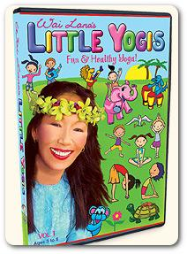 Wai Lana's Little Yogis Vol.1