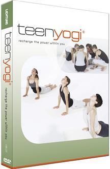 TeenYogi by Zoe Miku, made in USA Yoga for Kids DVD