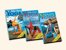 Easy Series Yoga DVDs by Wai Lana on Clearance at playtimeyoga.com