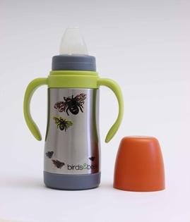 Eco Sippy cup Bees  - water bottle from EarthLust