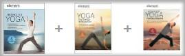 Tripack Yoga DVDs by Tamal Dodge