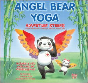 Angel Bear Yoga Adventure Stories CDs by Christi Eley