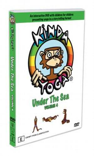 KindaYoga DVD Under the Sea Adventure at playtimeyoga.com
