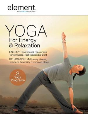 Tamal Dodge Yoga fore Energy and Relaxation DVD