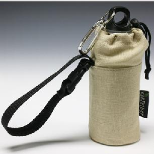 EarthLust Made of Hemp, Convenient Water Bottle Insulated Bag