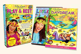 Play and Relax DVD Duo Pack for Kids