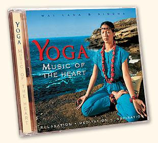 Yoga Music of the Heart by Wai Lana