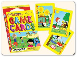 Wai Lana's Little Yogis Game Cards