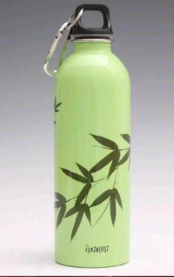 Bamboo 1L  - water bottle from EarthLust