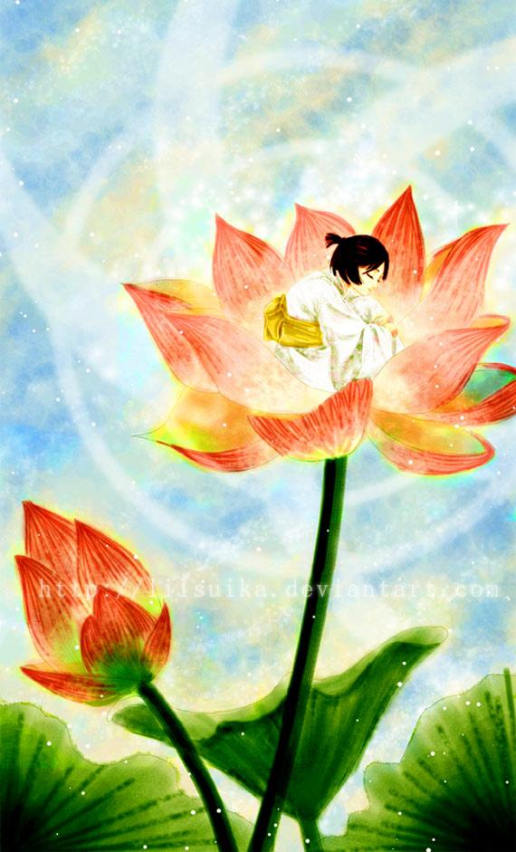 Nancy Duong Lotus Child