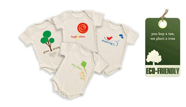 tees for change baby organic apparel at playtimeyoga.com