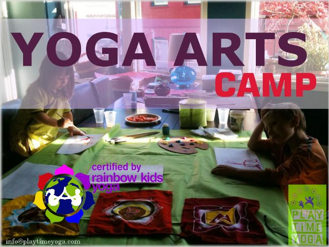 play timeyoga gig harbor kids yoga camps
